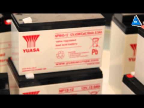 аккумулятор Yuasa NP7 12L