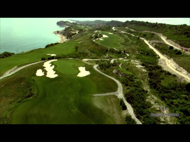 Golf Courses Thracian Cliffs