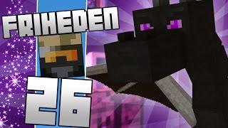 Dansk Minecraft - Friheden: FREDERIKS NYE DRAGE?! #26