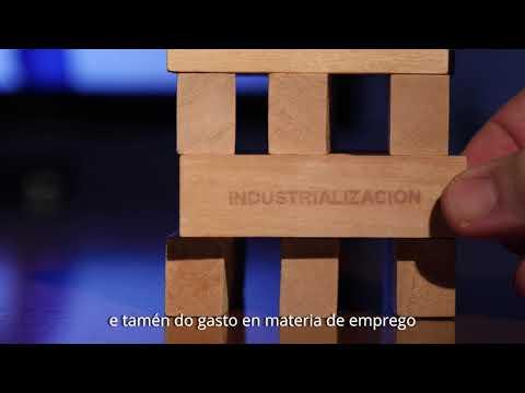 A Xunta xoga a 'jenga' cos orzamentos para A Coruña e perde