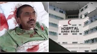 Hospital Di Dakwa Abai Pesakit Lumpuh ! Sampai Minum Darah Sendiri