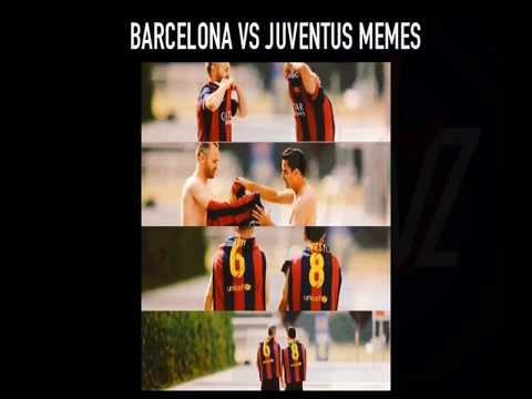 hqdefault barcelona vs juventus memes final champions league youtube