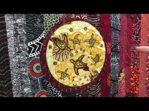 Not Just Quiltz Australian & Aborigine Fabrics