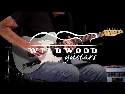Fender Custom Shop Wildwood 10 1959 Telecaster  •  SN: R95193
