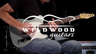 Baixar Fender Custom Shop Wildwood 10 1959 Telecaster  •  SN: R95193
