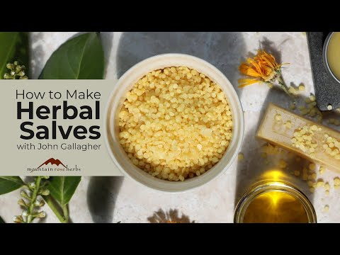 How to Make Herbal Salve