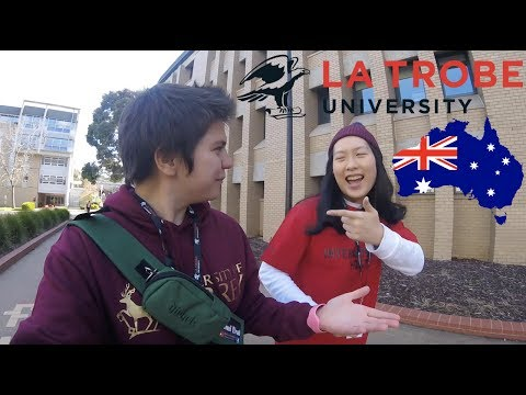 First Day at La Trobe University Bundoora Campus Chisholm College | Vlog 1