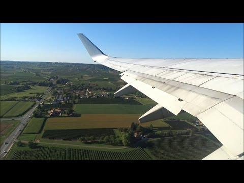 Transavia Boeing 737-700 - Take Off From Bergerac Airport