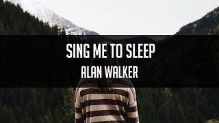 Alan Walker - Sing Me To Sleep (Live Performance/Acoustic)