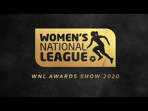 2020 Women's National League Awards