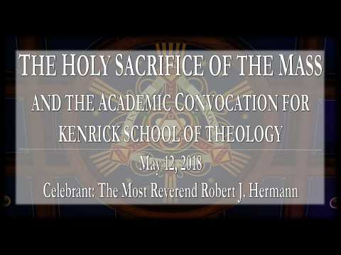 2018 Theologate Graduation