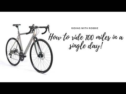 How To Cycle 100 Miles In A Day, The Century!