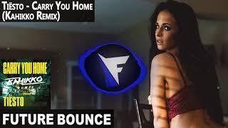 Tiësto Ft Aloe Blacc Stargate Carry You Home Kahikko Remix FBM