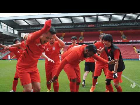 Malaysia Airlines MH Global Team: The Journey To Anfield