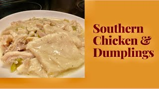 How to make Chicken and Dumplings (Step by Step)