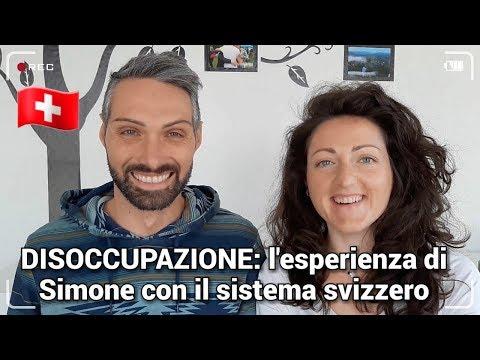 DISOCCUPAZIONE: L'esperienza Di Simone Con Il Sistema Svizzero.