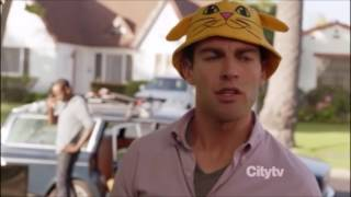 New Girl 1x02 Kryptonite