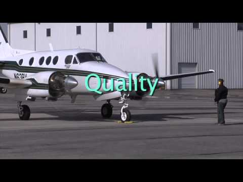 Private Charter Flights and Jet Charters from Mayo Aviation