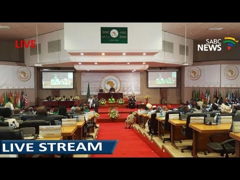 Pan African Parliament opening