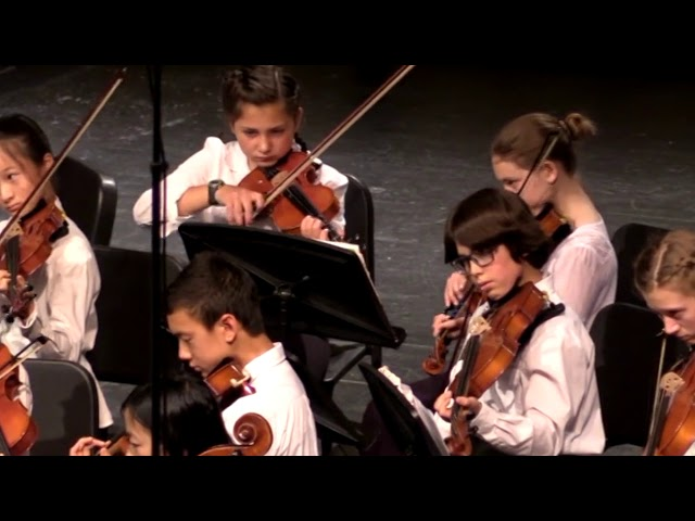 "05 Holmes Intermediate Orchestra – ""Spring"" Music from Vivaldi's Four Seasons –  Alshin"