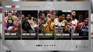 NBA 2K20 - New Archetypes + Archetype System!