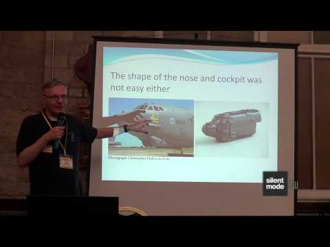 STEAM 2013 talk: Making a monster aircraft - the B-52 Bomber