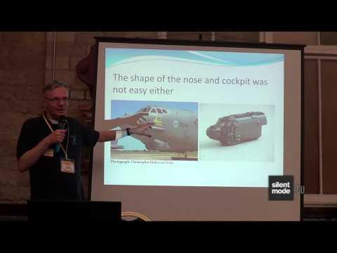 STEAM 2013 talk: Making a monster aircraft - the B-52 Bomber