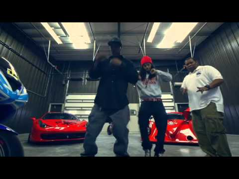 """Galactic - """"Move Fast"""" feat. Mystikal and Mannie Fresh (Official Video)"""