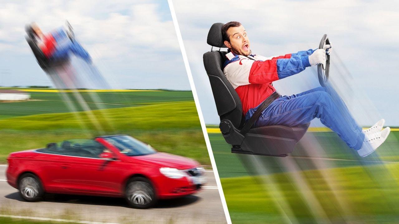 لماذا لا تجهّز سياراتنا بأنظمة قذف للمقاعد؟