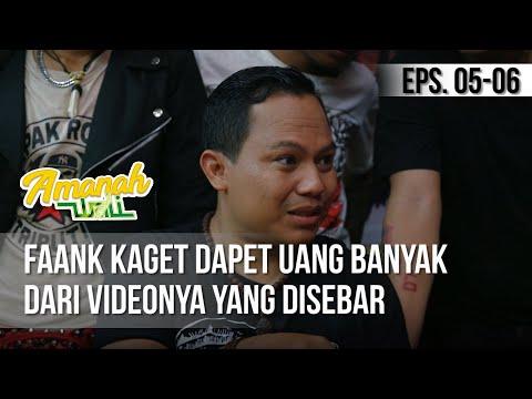 AMANAH WALI 3 - Faank Kaget Dapet Uang Banyak Dari Videonya Yang Disebar [09 Mei 2019]