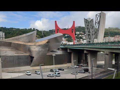 # 101 Бильбао. Столица Страны Басков (Bilbao, Vizcaya, País Vasco)