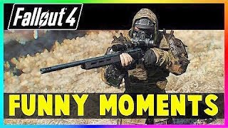 FALLOUT 4 - FUNNY MOMENTS EP.1