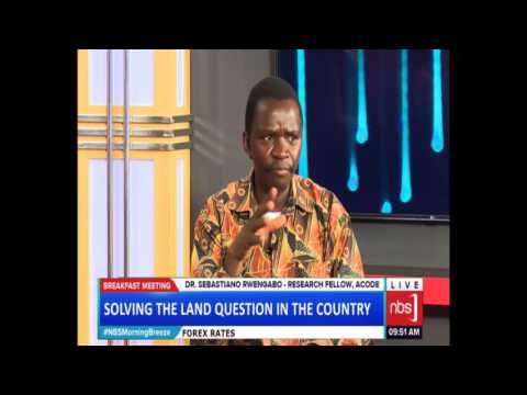 Solving the Land Question in the Country