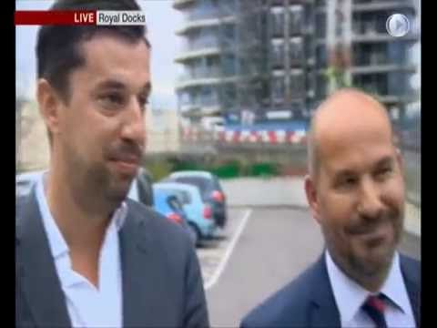 Steve Sanham, HUB and Mark Farmer, Cast discuss housing market on BBC London
