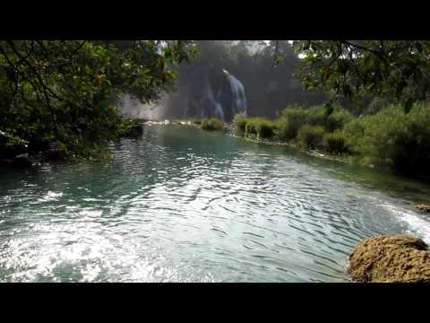 Detain Waterfall