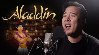 PROUD OF YOUR BOY - ALADDIN - Disney Broadway Cover (DTSings)