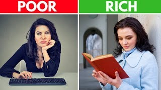 3 Major Differences Between Rich and Poor People