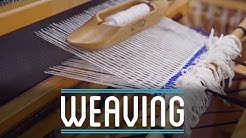 Weaving | How To Make Everything: Suit (5/10)