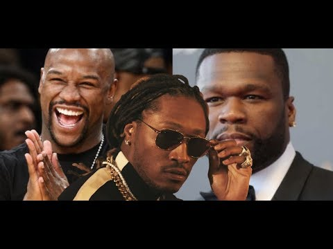 50 Cent EXPOSES Floyd Mayweather GETTING CHEATED ON, Future Took Floyd Girl, 50 ARGUES allegedly