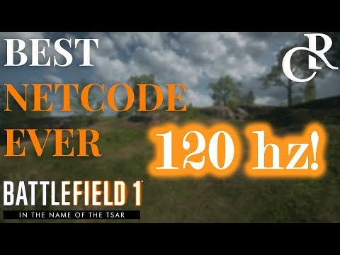 Battlefield 1 UPDATED THE BEST Netcode In Gaming Industry Battlefield 1 Incursions