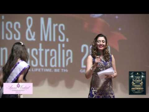 Miss and Mrs Punjaban Australia 2016 part 1
