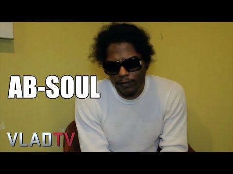 Flashback: AbSoul on Working with Kendrick and Schoolboy Q, Being a Team Player at TDE