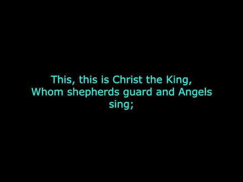 Francesca Battistelli - What Child is This (The First Noel Prelude) (karaoke)