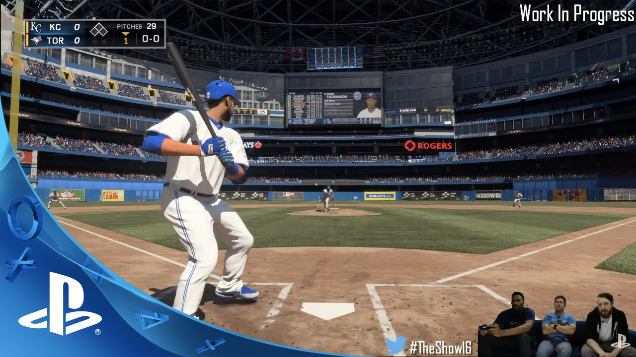 Mlb The Show 16 Gameplay Improvements Twitch Recap Video