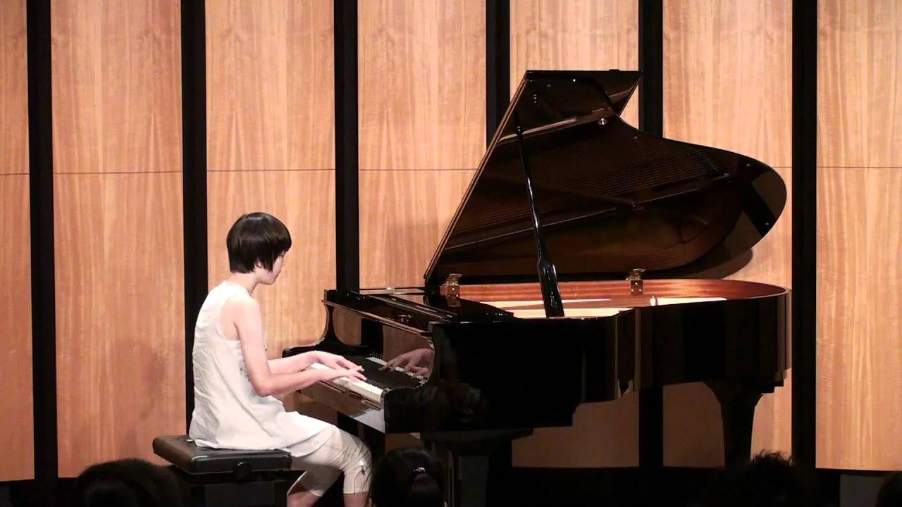 2011全方位盃鋼琴大賽國中組徐謙...
