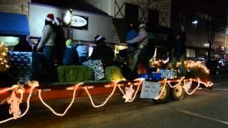 Parade of Lights Lamar Colorado