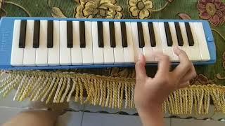 Not lagu laskar untuk pianika