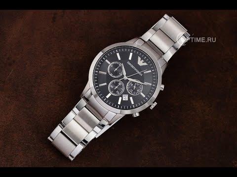 ⌚ Watch Review Emporio Armani AR2434 ✅ Viptime.ru
