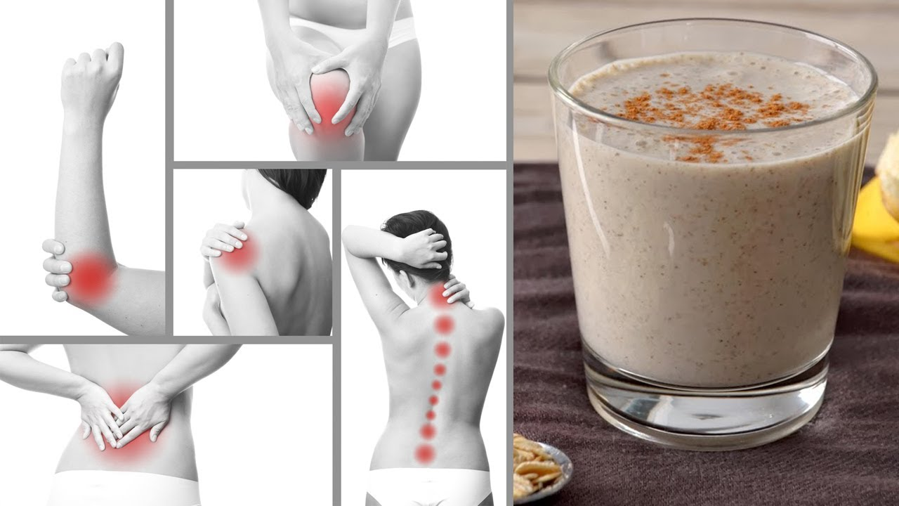 This Miracle Recipe Will Relieve Your Back, Joints and Legs Pain