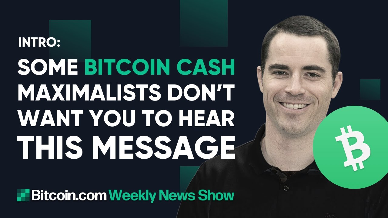 Some Bitcoin Cash maximalists don't want you to hear this message 5